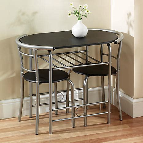 compact table and chairs set compact dining set grattan