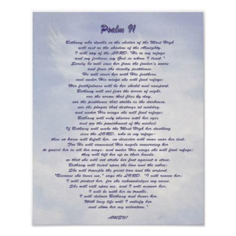 printable version psalm 91 bethany s refuge psalm 91 niv poster zazzle