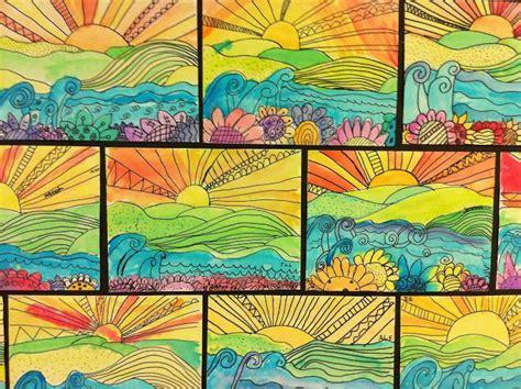 Landscape Lessons For Middle School 25 Best Ideas About Landscape Lessons On