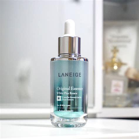 Laneige White Plus Renew Essence laneige original essence white plus renew review