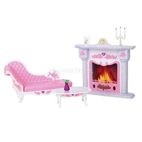 dollhouse accessories new 2014 dollhouse miniature fireplace play set