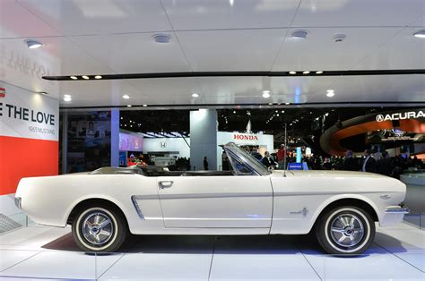 first mustang ever made ford mustang first year of production