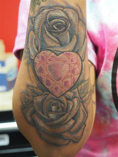 color tattoos on black spirit and gem black and grey tattoos color tattoos