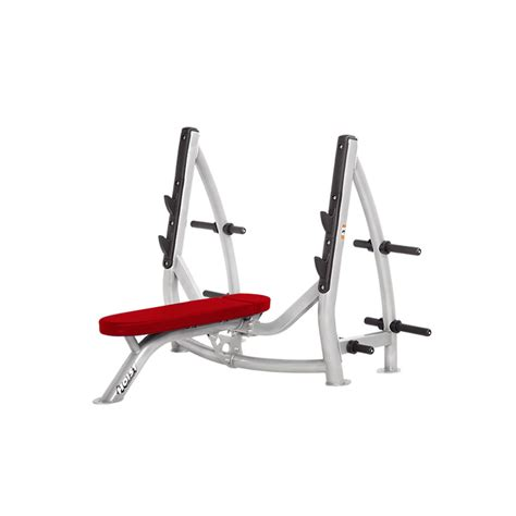 hoist fitness bench hoist fitness cf 3170 flat olympic bench krt concepts