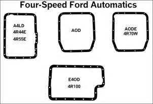 aod or e40d how do you tell the difference ford truck