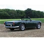 Triumph TR4/TR4A  Classic Car Review Honest John