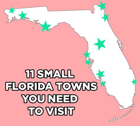 best small towns to live in the south 11 stunning florida towns you need to visit