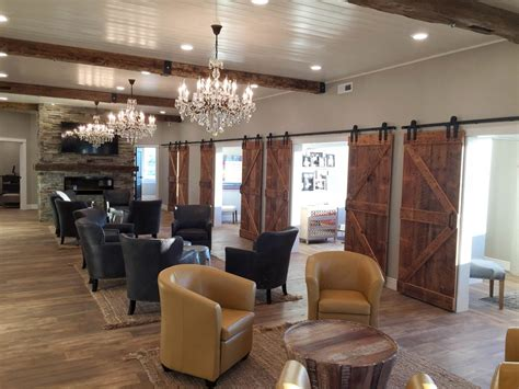 Floor To Ceiling Fargo by Business Grain Designs