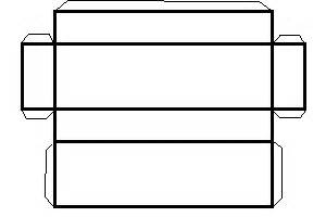 Cuboid Net Template Printable by Solid Shapes And Their Nets Other Shapes