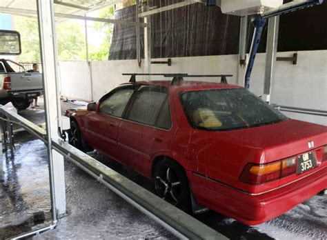 Mesin Cuci Kereta malaysia guobao car wash 360 automatic car wash equipment touchless touch free car wash