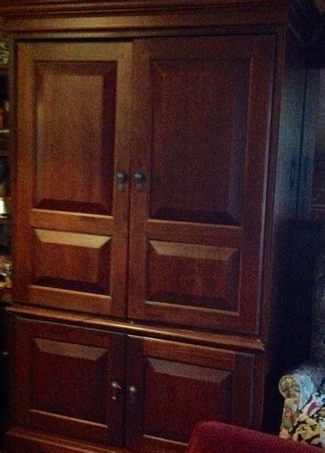 broyhill entertainment armoire broyhill tv armoire ebay