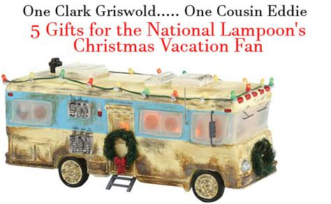what is the gift in christmas vacation 5 gifts for the national loon s vacation fan ebay