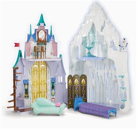 frozen doll houses 6 frozen doll house reviews cute ice palace castles for every elsa fan