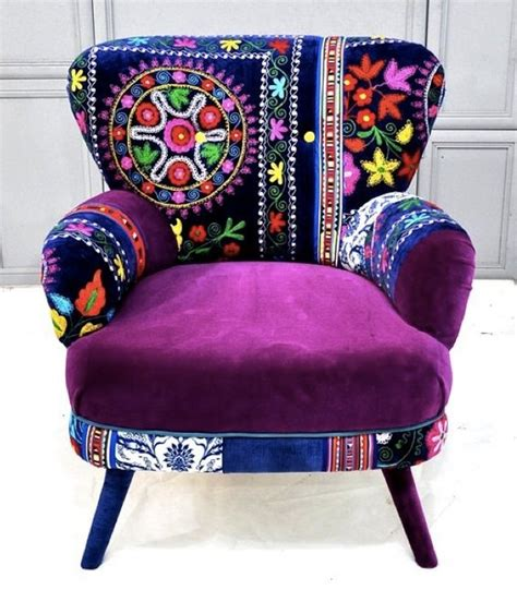 Patchwork Armchair by Patchwork Armchair Home