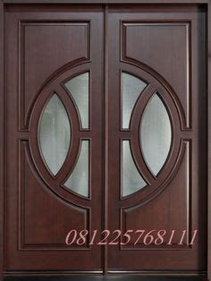 Gagang Pintu Minimalis Solid P6414 mahogany solid wood front entry door for the home front doors rustic
