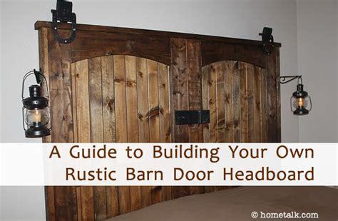 Build Your Own Barn Door Barn Door Headboard Image Of Barn Door Headboard King Barndoor Headboard Unfinished Country