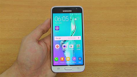 Samsung Galaxy J3 Review samsung galaxy j3 2016 review 4k