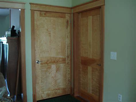 Curly Birch Interior Doors Birch Interior Doors