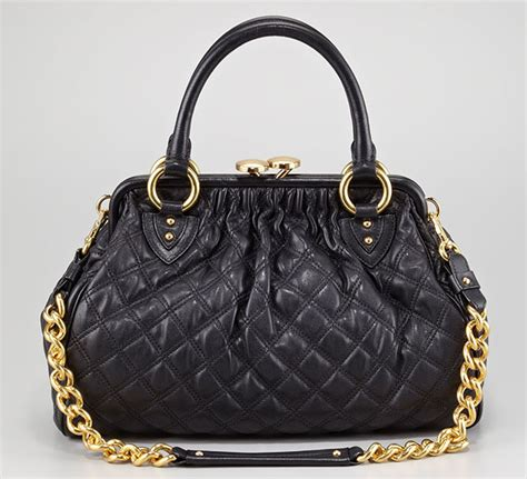 Marc Quilted Fabric Stam Bag by Marc Discontinues The Stam Bag All Quilted Leather
