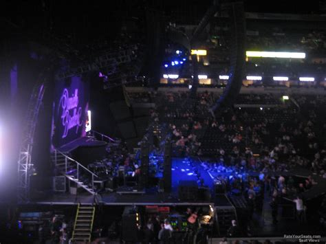 bridgestone arena seats bridgestone arena section 114 concert seating
