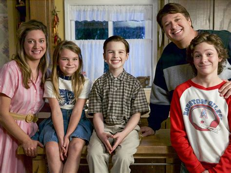george cooper jr actor young sheldon the big bang theory s prequel is taking the us by storm