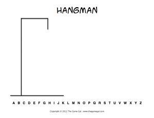 Hangman Template by His Shadow Is Telling A Different Story Pics