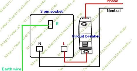 wiring diagram 4 pin cfl socket wiring get free image
