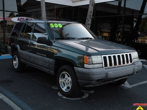 Jeep Ft Myers 1997 Jeep Grand Laredo Ft Myers Fl For Sale In