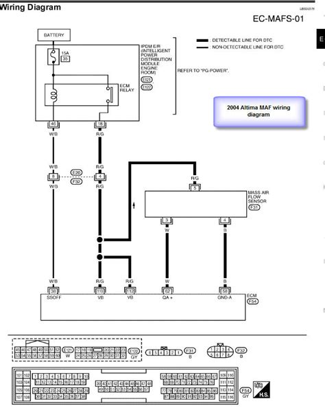 nissan altima wiring diagram pdf for 2004 nissan get
