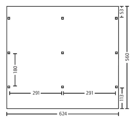 carport masse holz carport skanholz 171 harz 187 pultdach doppelcarport
