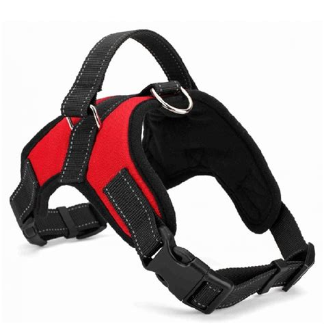 puppy harness heavy duty pet harness padded big large medium small harness in