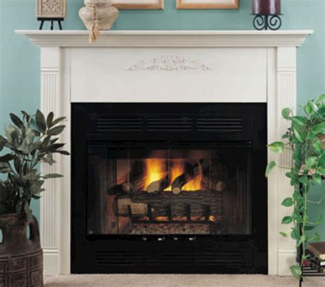 comfort flame fireplaces comfort flame 42 quot wood burning firebox insert only at