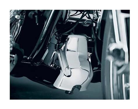 Engine Mounting Dyna kuryakyn front motor mount cover for harley dyna 1991 2005 revzilla