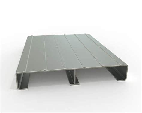 aluminum decking 5 7 8 quot x 1 quot decking eagle mouldings