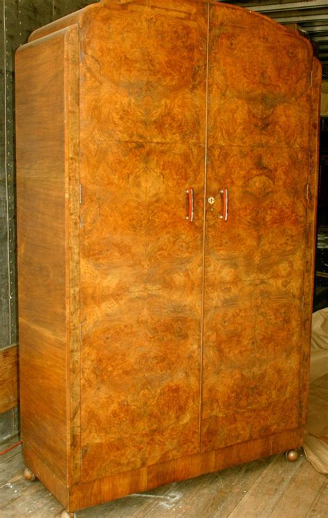 vintage art deco ls armoire art deco circa 1920 vintage furniture by