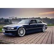 BMW 740d E38 2000  Car Pictures Carsmind