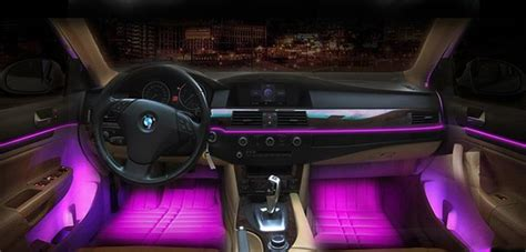 app controlled car lights app controlled smart car ambient lighting kindle