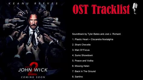 Watch John Wick Chapter 2 john wick chapter 2 soundtrack ost tracklist youtube