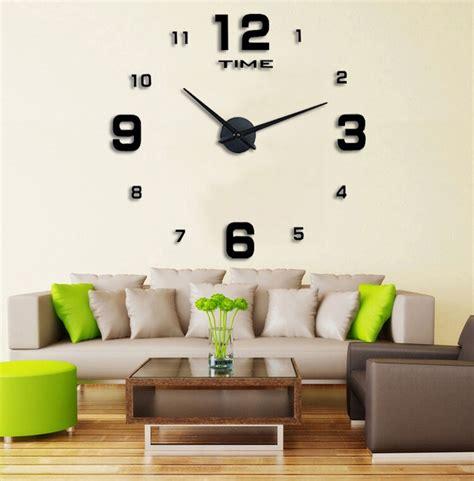 Jam Dinding Bentuk Pulau Sulawesi Ukuran Besar Dari Kayu Diy Wall Clock 80 130cm Diameter Elet00660 Jam