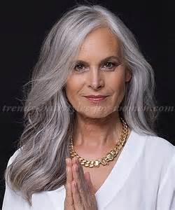 hairstyles for heavy set 50 with gray hair long hairstyles over 50 long hairstyle for grey hair