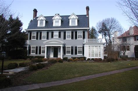 revival style homes colonial revival architecture houses facts and history