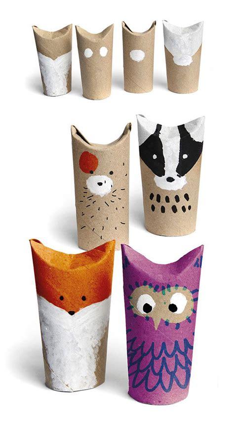 Cardboard Paper Craft - 10 crafty cardboard ideas tinyme