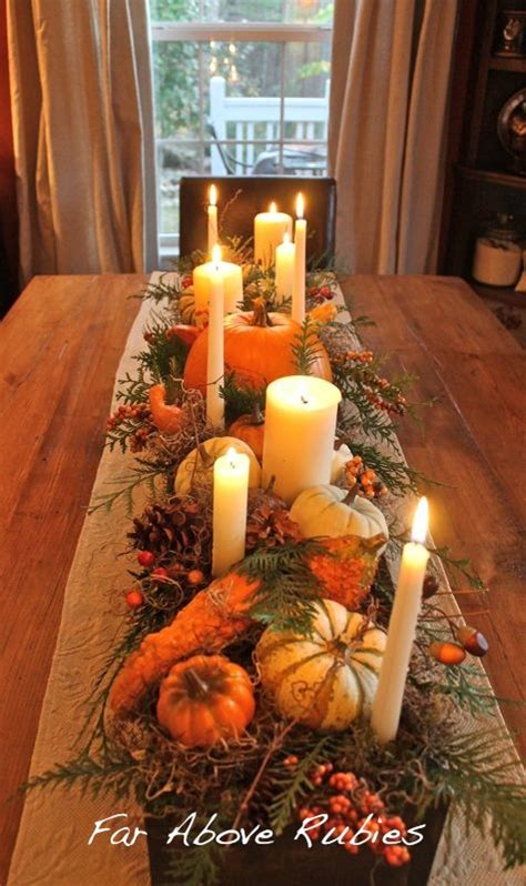 holidays how to create simple centerpieces for your