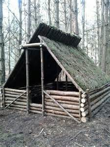 survival homes 153 best images about semi permanent shelter on
