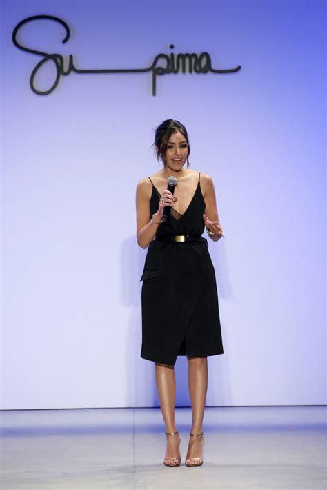 fashion design competition new york olivia culpo at supima design competition fashion show at