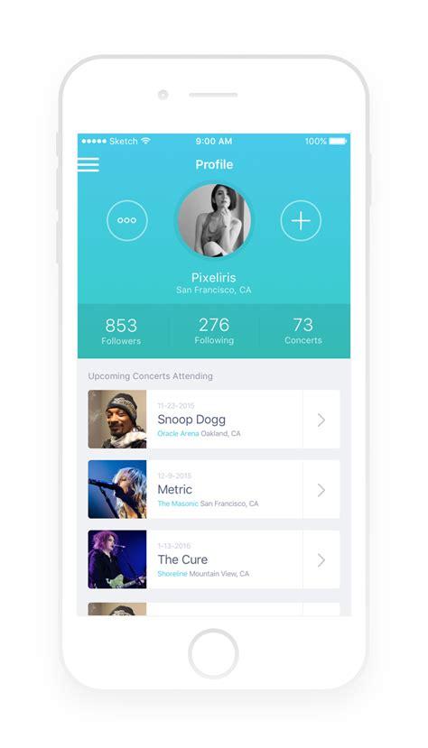 28 free ios app templates 40 free ui kits and