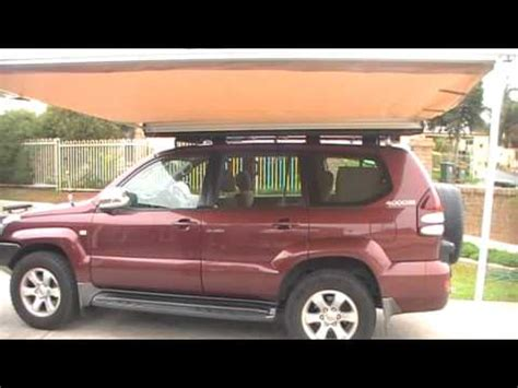 cing awning adventure kings awning review youtube