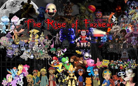 the rise of adamain s legend an adventure in the the trinian series books image the rise of fazbear remake jpg pooh s