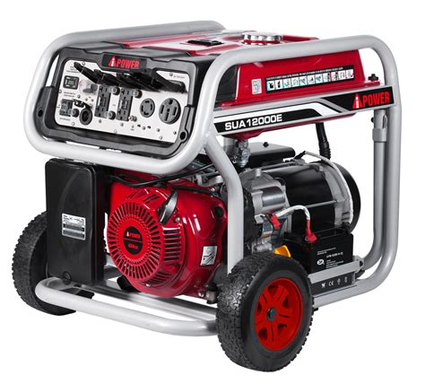 www power sua12000e portable generator a ipower