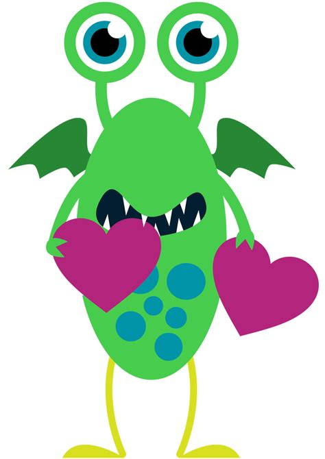 monsters free 1000 images about clipart on monsters